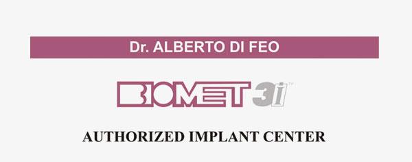 biomet studio odontoiatrico dr. alberto di feo